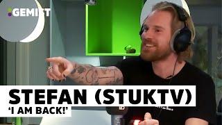 Stefan van StukTV open over zijn burn-out | 538 Gemist