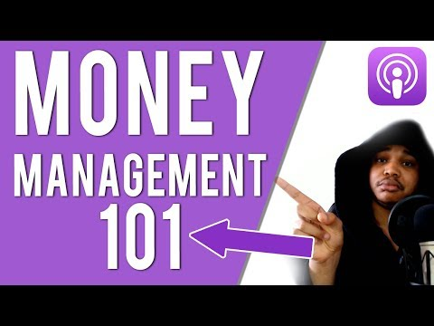 EP 9: Money Management 101 - The Jay Cartere Show Podcast