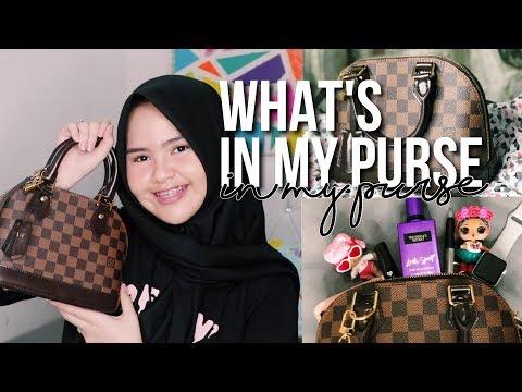 WHAT'S IN MY PURSE! | Cantika Putri