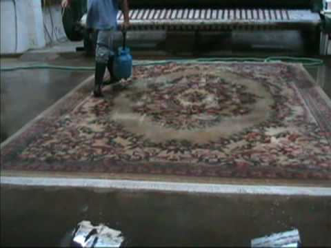 Hand Wash Rug Cleaning 408 836-2137