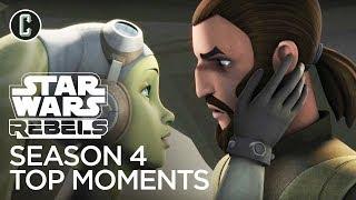 Best Star Wars: Rebels Season 4 Moments