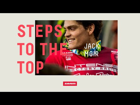 Steps to the Top - Jack Moir