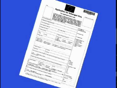 Schengen Visa to visit and work in Europe