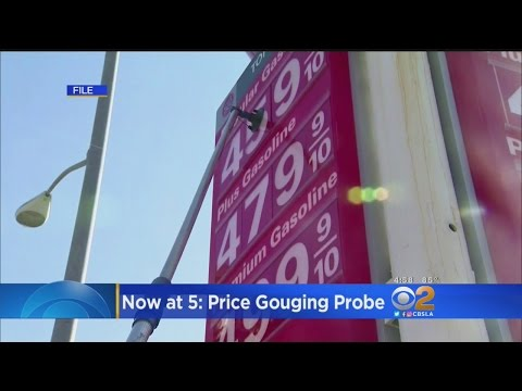 California Attorney General Subpoenas Refiners Over High Gas Prices