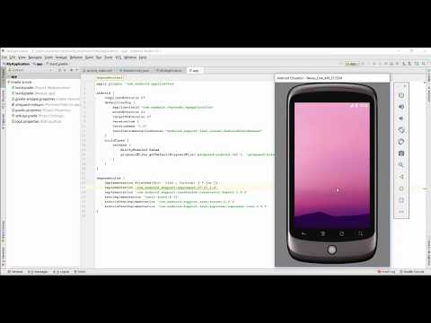 Android 2018 : How to Download & Install Android Studio 3.0.1