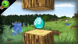 Minecraft, but everything drops the wrong item