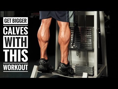 How To Get Bigger Calves Fast - 2 Must do Exercises