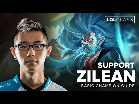 Zilean Support guide with Cloud9 Hai - Season 6 | League of Legends