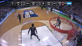 Zhaire Smith 360 Alley-oop | 2018 NCAA Tournament