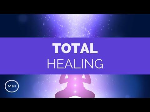 Total Healing - Powerful Mind / Body Balance - Meditation Music - Binaural Beats (v.3)