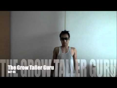 How To Grow Taller 3-6 Inches in 8 WEEKS! - Day 65 of Michael's Transformation