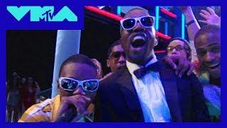 Linkin Park, Justin Timberlake, Rihanna & More at the 2007 VMAs | 2017 Video Music Awards | MTV