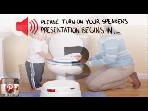 Potty Training Toddler How To Potty Train Your Toddler Toilet Training Toddler Tips Videos