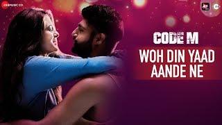 Woh Din Yaad Aande Ne - Code M | Piyush Mehroliyaa And Shreya Jain | The Bandwagon