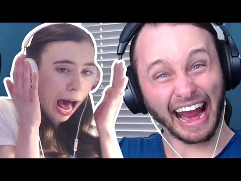 REACTING TO MINECRAFT YOUTUBERS INTROS!!!