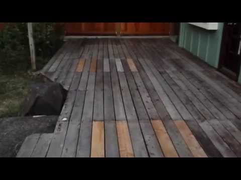 Behr Deckover review and How to