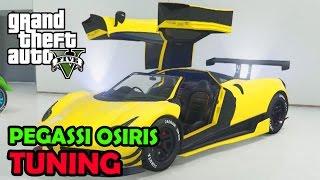 GTA 5 Online: Pegassi Osiris Speed Tuning