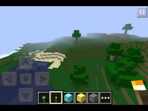 Minecraft PE 0.4.0 Seed Review: notch