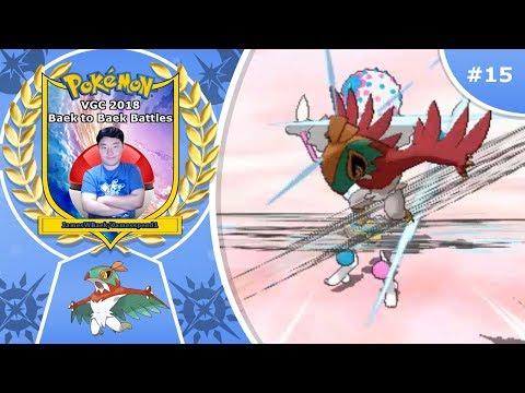 Pokémon Ultra Sun and Ultra Moon VGC 2018 Baek to Baek Battles - Episode 15: The Masked Challenger
