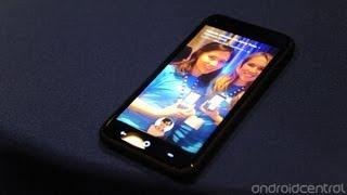 HTC First (Facebook phone) video walkthrough