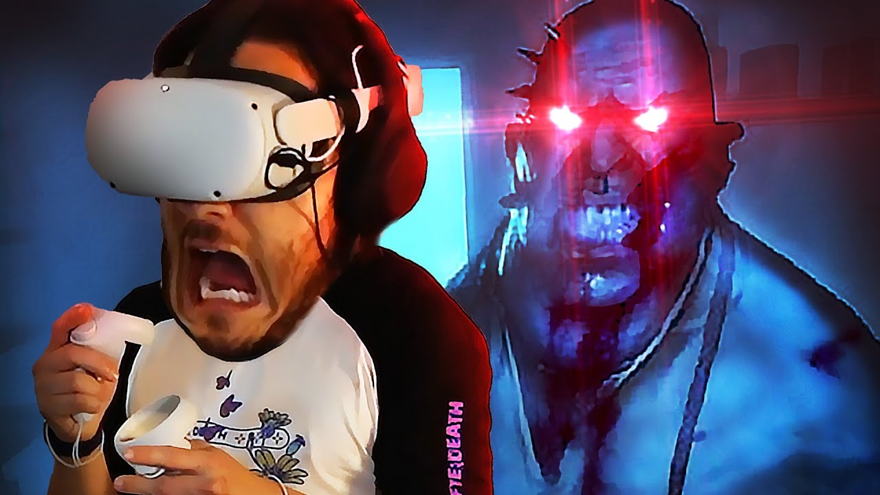 Phasmophobia VR Solo is TERRIFYING