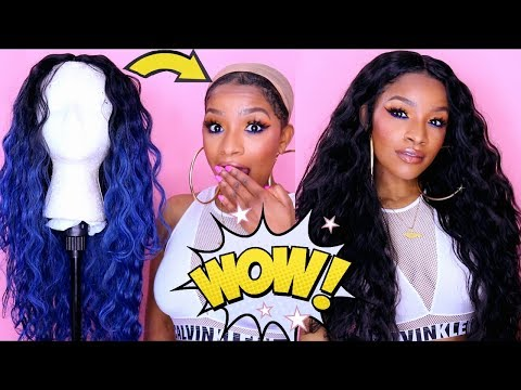 $17? I'm Shook⇢NEW Weave For Summer | How to Make a Wig in 30 Min!