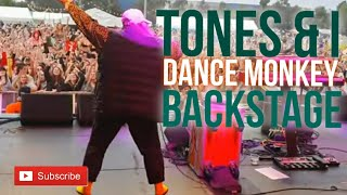 Tones and I - Dance Monkey (LIVE at Land of Plenty Festival)