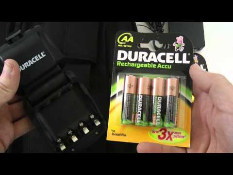 Duracell Batteries & Portable USB Charger & Speedy Charger