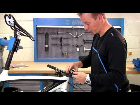 How to replace a mountain bike gear cable