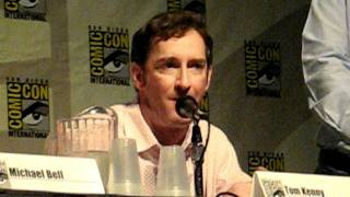 Comic Con 2007 - Cartoon Voices - Tom Kenny