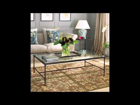 Glass coffee table: top 30 popular ideas