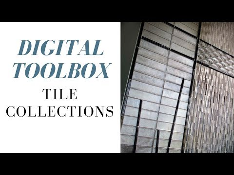 Ep 3: Glass Tile Collections