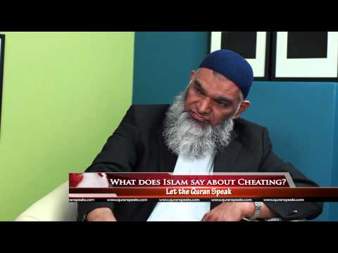 What Does Islam Say About Cheating? | Dr. Shabir Ally