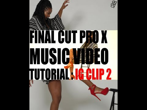 Final Cut Pro X Tutorial - Instagram IG Promo Clips (2018 New Size)