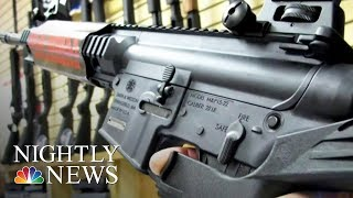 Shooter Used Military Grade Weapons In Las Vegas Attack   NBC Nightly News