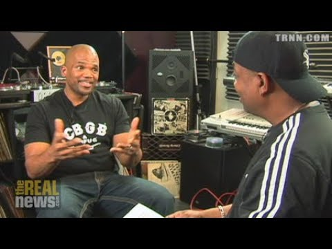 Chuck D and DMC on hip hop and America Pt.6