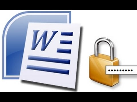 How to set & remove password  in MS Office Word, Power Point and Excel document