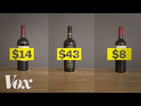 Expensive wine is for suckers