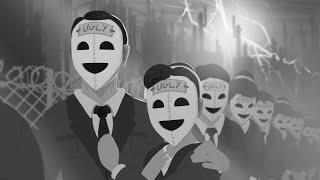 """Model Citizen""   Dystopian Animated Short Film (2020)"