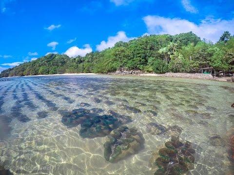 Travel Video #1: TAV at CAMIGUIN Island