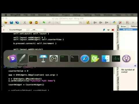 Building Cross-Platform Native Desktop Applications with PyQt
