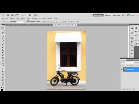 How to Make a Collage in Photoshop CS5