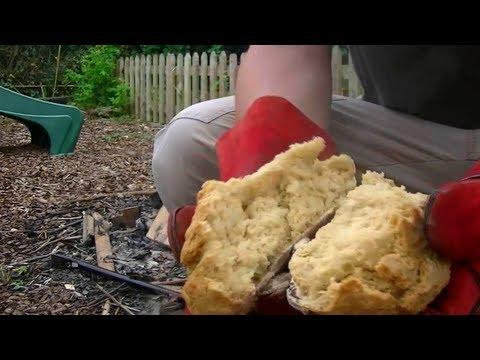 Campfire Beer Bread / Damper Bread