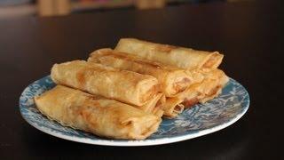 How To Make Turon Filipino Dessert Simply Bakings