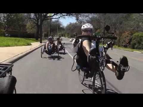 Why Ride Recumbents 4: After Injury or Illness