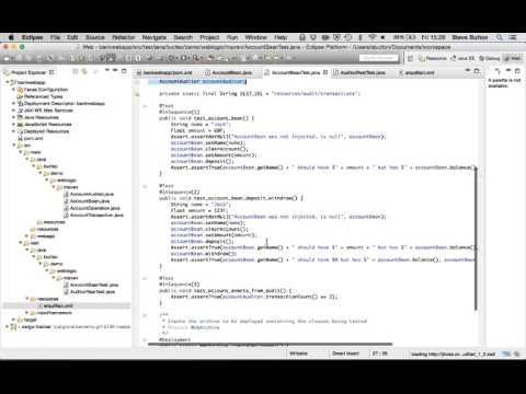 WebLogic Server 12.2.1 - Working with Docker, Maven and Arquillian for Testing