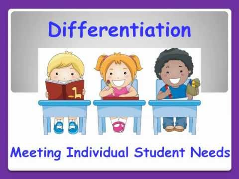 Tips & Strategies for Effective Differentiation & Instruction.wmv