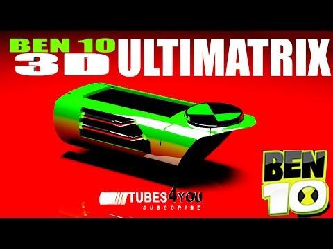 How to Make Ben 10 Watch  Ultimatrix in 3ds max| Omnitrix |  ben 10 new realistic  ultimatrix