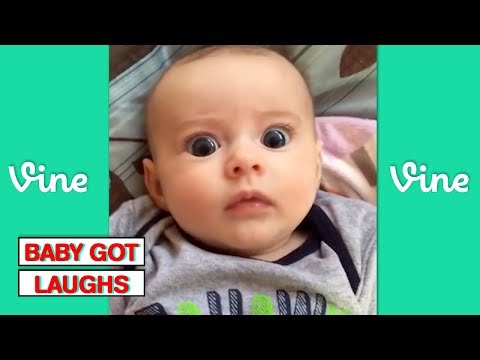 TRY NOT TO LAUGH OR GRIN CHALLENGE - Best Funny Kids Vines Compilation May 2018