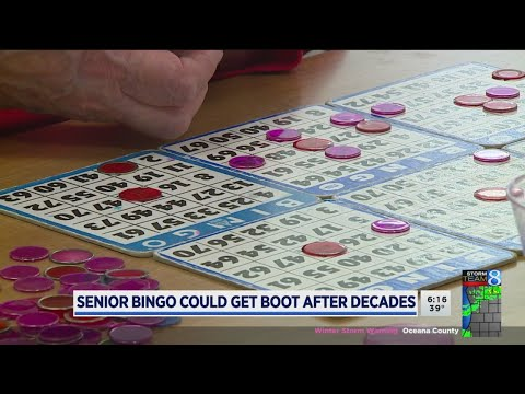 Senior bingo could get boot after decades